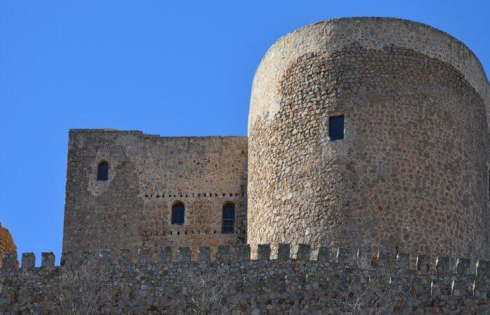 Interior Castillo Consuegra
