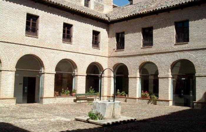 Claustro Antiguo Convento Franciscanos