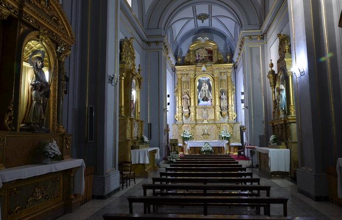 Iglesia del Convento Carmelitas