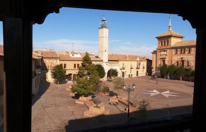 Plaza de España Consuegra